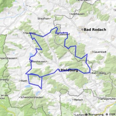 Von Hellingen durchs Unterland