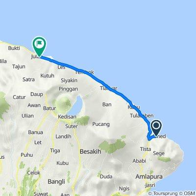 Jalan I Ketut Natih 14, Abang to Jalan Airsanih - Tejakula 68
