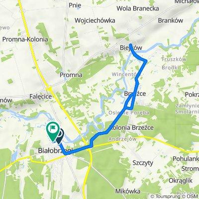 Piekarska 9, Białobrzegi do Polańska 30, Białobrzegi