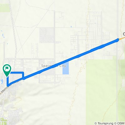 3971 Golondrina Ct, Las Cruces to 3971 Golondrina Ct, Las Cruces