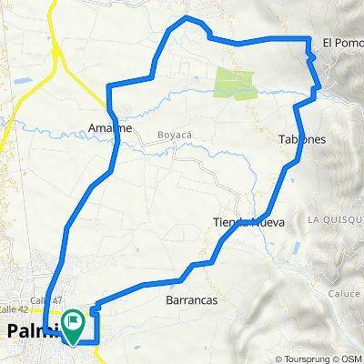 De Calle 30 13-64, Palmira a Calle 30 1363, Palmira