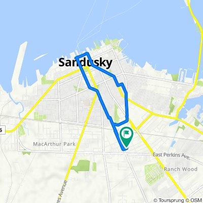 123 46th St, Sandusky to 123 46th St, Sandusky