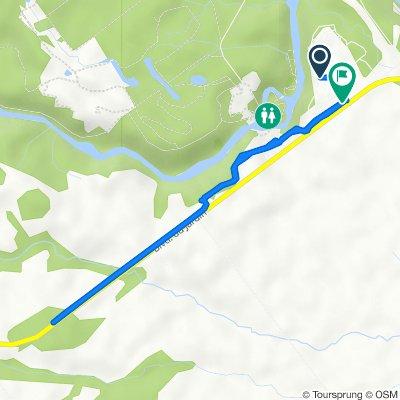Itinéraire vers 2204–2222 Boul du Jardin, St-Félicien