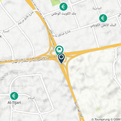 King Fahad Motorway, Bayan to King Fahad Motorway, Bayan