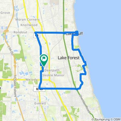 Lake Forest Loop