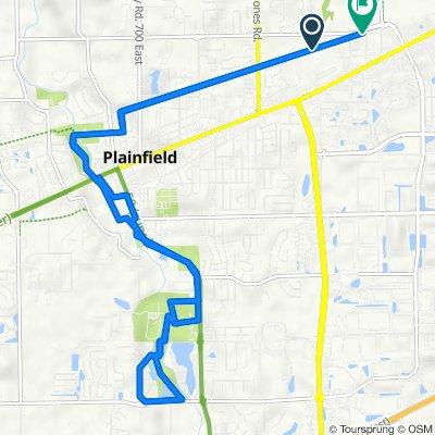 Vandalia Trail, Plainfield to 3420 Hunt St, Plainfield
