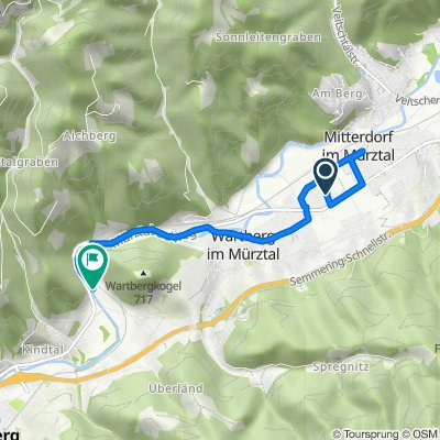 Primussiedlung 14, Sankt Barbara im Mürztal nach L118, Kindberg
