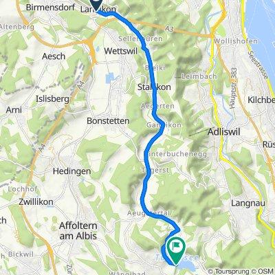 Route von Wettswilerstrasse 2.1, Birmensdorf ZH