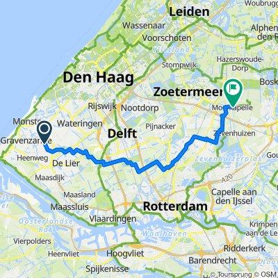 Naaldwijk - Moerkapelle