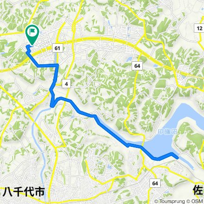 17-4, Sakuradai 2-Chōme, Shiroi to 17-4, Sakuradai 2-Chōme, Shiroi