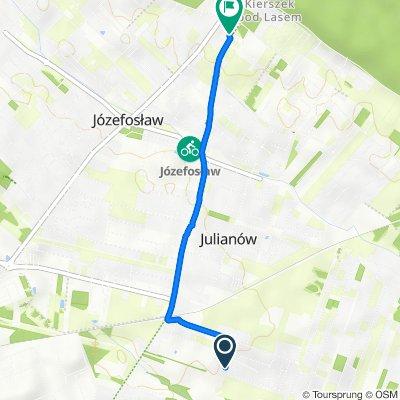 Dzikiej Jabłoni 20, Piaseczno do Spacerowa, Piaseczno koło Warszawy