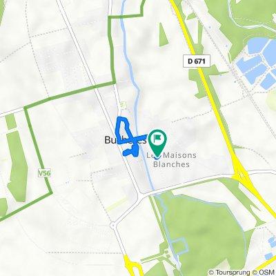 De 20 Rue du Bourg, Buchères à 11 Rue du Bourg, Buchères