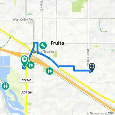 1141 Shady Ln, Fruita to 532 Raptor Rd, Fruita