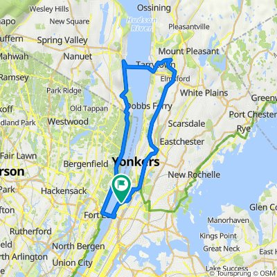 Payson Avenue 139, New York to Payson Avenue 139, New York