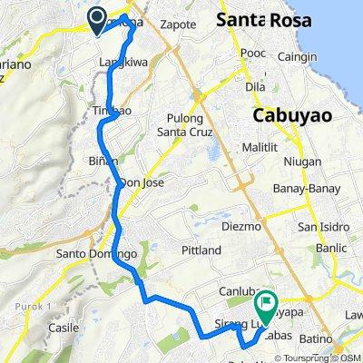 8352+838, Carmona to Majada Out Road 79b, Calamba