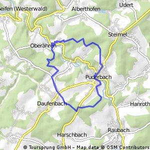 Kleiner Rundweg um Puderbach