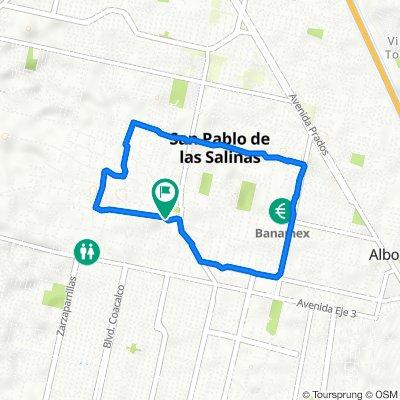 De Venustiano Carranza 14, San Pablo de las Salinas a Venustiano Carranza 17, San Pablo de las Salinas
