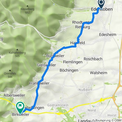 Edenkoben-Birkweiler