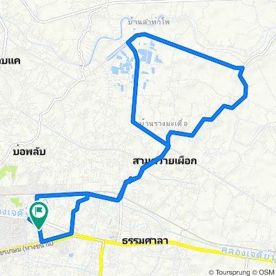 50/2 Soi Nawakhet, Mueang Nakhon Pathom to 50/2 Soi Nawakhet, Mueang Nakhon Pathom