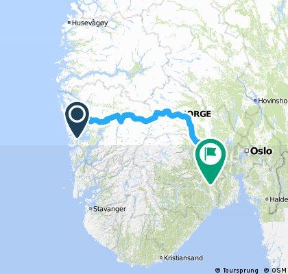 Bergen-Oslo