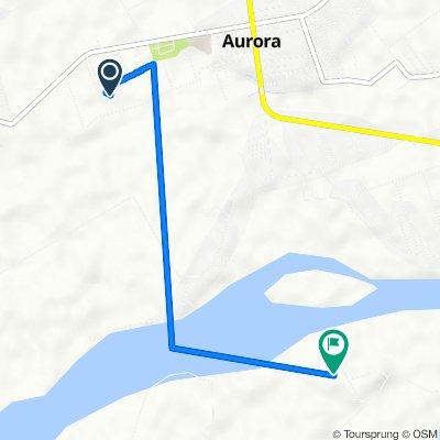 Ballesteros Road, Aurora to XJ8V+H3W, Aurora