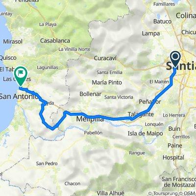 De Yendegaia 6924, Lo Prado a 2 Norte 135–155, Cartagena