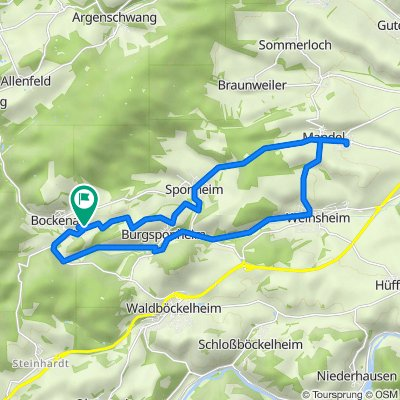Töpferweg 17, Bockenau nach Töpferweg 17, Bockenau