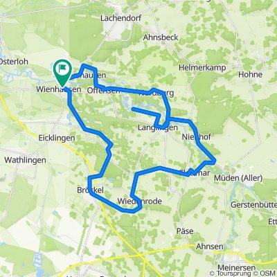 Wienhausen nach Wienhausen