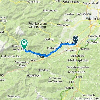 Seebenstein - Reichenau