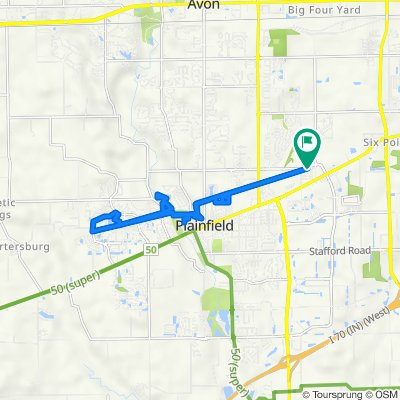 3420 Hunt St, Plainfield to 3420 Hunt St, Plainfield
