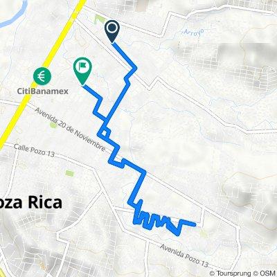 Rodada Poza Rica 😎🚲De Calle Libertad 406, Poza Rica de Hidalgo a Avenida 10, Poza Rica de Hidalgo