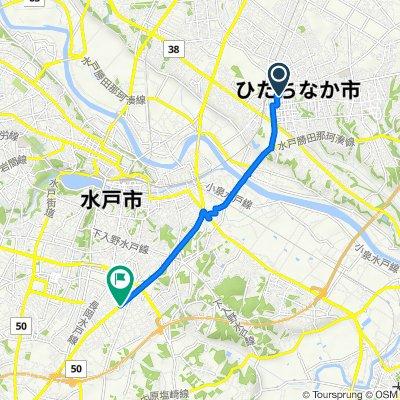 9, Hitachinaka to 96-1, Mito