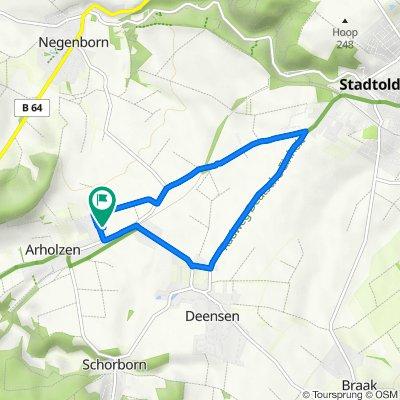 Arholzen-Stadtoldendorf-Deensen-Arholzen