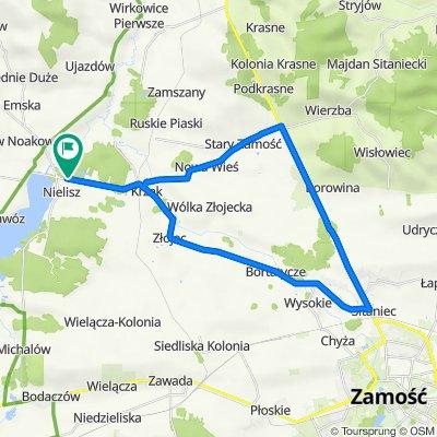 Trasa do Nielisz