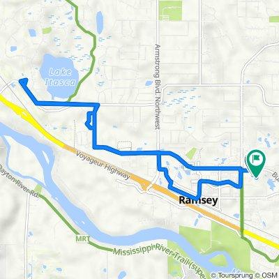 Ramsey Cycling