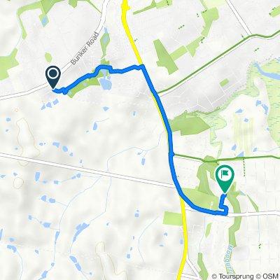 12 Colbet Close, Victoria Point to 19 Marjorie Buckler Avenue, Redland Bay