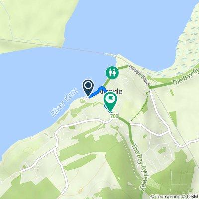 71–97 The Promenade, Arnside, Carnforth to Sunny Cote, 39 Silverdale Road, Carnforth