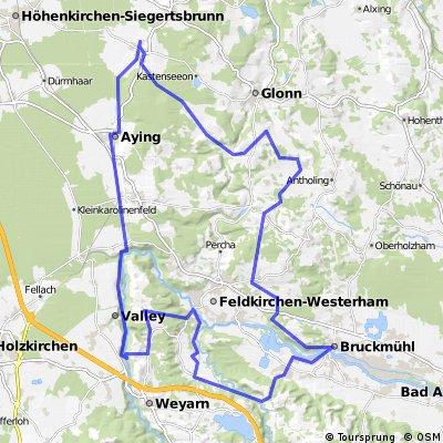 Egmating Mangfalltal Westerham Bruckmühl