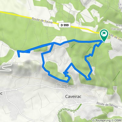 De 5007–5139 Chemin du Carreau de Lanes, Caveirac à 5007–5139 Chemin du Carreau de Lanes, Caveirac