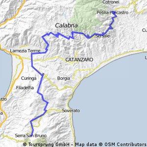 Appennino 20_Petilla - Serra San Bruno