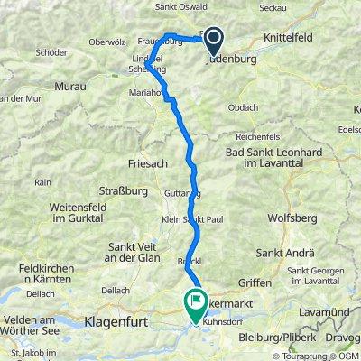 Dorfstraße 19, Rothenthurm nach Oberseidendorf 17