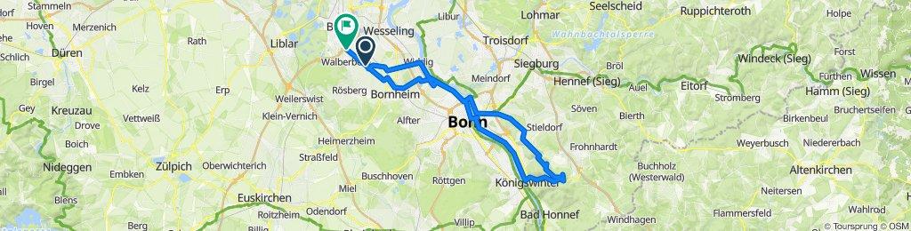 Sechtem-Heisterbach-Ölberg-Schwadorf
