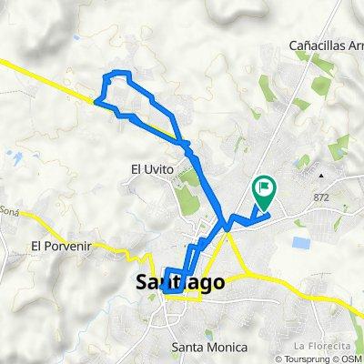 De Manzana 091011 83-4, San Martín de Porres a Manzana 091011 83-9, San Martín de Porres