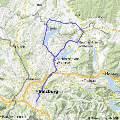 Salzburg-Palting-Salzburg