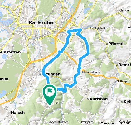 Turmberg Tour