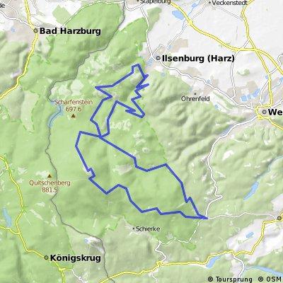 Baikarena Harz W9W6