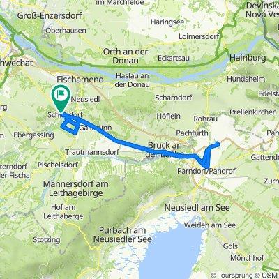 Grüner Weg 7, Schwadorf bei Wien nach Grüner Weg 7, Schwadorf bei Wien