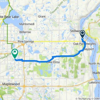 64th Street North 15196, Stillwater to Minnesota 120 3721, North Saint Paul