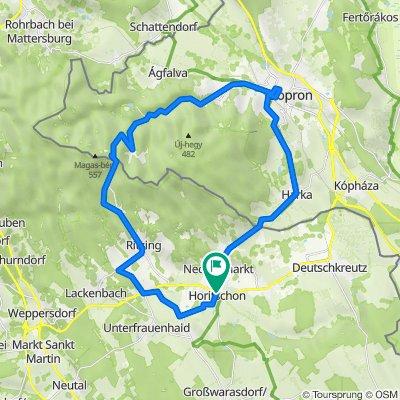 Sopron - Helenenschacht