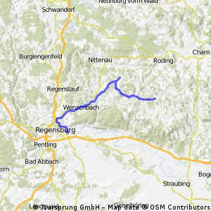 Falkenstein-Radweg CLONED FROM ROUTE 149000